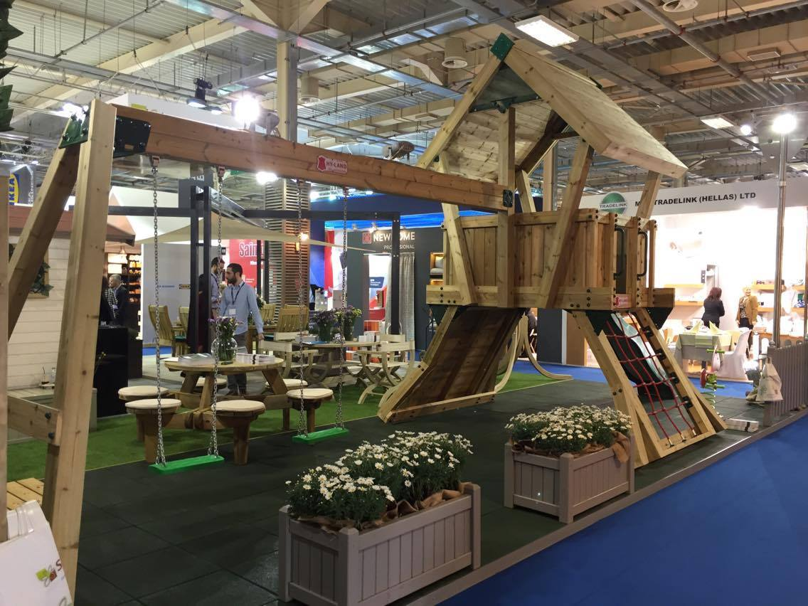 Spoga Gafa International Garden Trade Fair 2015